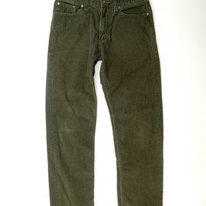 Men's BDG Straight Corduroy Pants  32 x 32